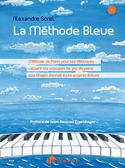 Alexandre Sorel - La Méthode Bleue - Partition - di-arezzo.fr