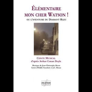 Jean-Christophe Rosaz - Elementary my dear Watson ! - Sheet Music - di-arezzo.co.uk