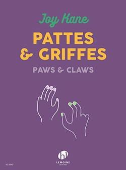 Pattes & Griffes - Joy Kane - Partition - Piano - laflutedepan.com