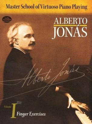 Albert Jonas - Master School of Virtuoso Piano Playing Vol.1 - Sheet Music - di-arezzo.com