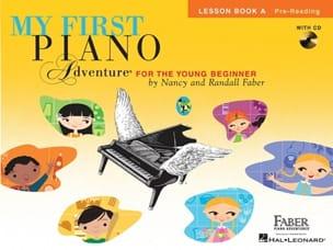 My First Piano Adventure - Lesson Book A - laflutedepan.com