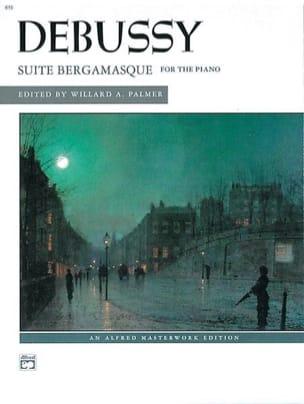 Claude Debussy - Bergamasque Suite - Sheet Music - di-arezzo.co.uk