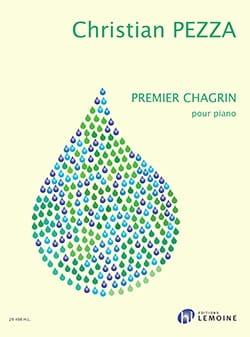 Premier chagrin - Christian Pezza - Partition - laflutedepan.com