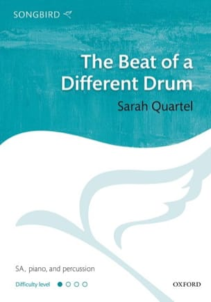 The Beat of a Different Drum Sarah Quartel Partition laflutedepan