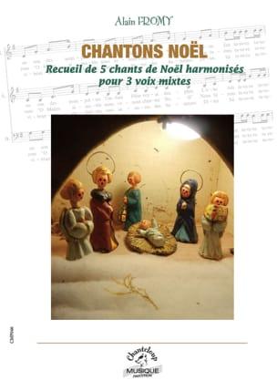 Chantons Noël Divers Partition Chœur - laflutedepan