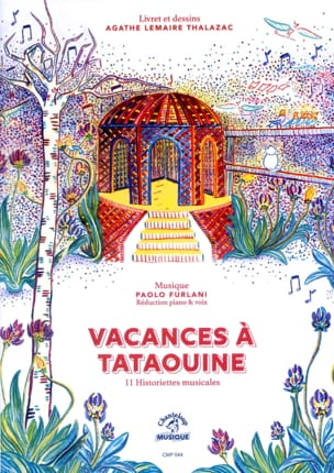 Paolo Furlani - Tataouine Holidays - Sheet Music - di-arezzo.co.uk