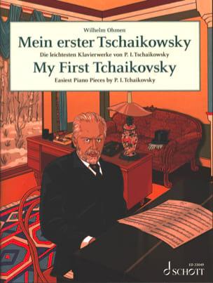 Mein erster Tchaikovsky Tchaikovsky Partition Piano - laflutedepan
