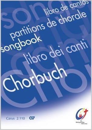 Chorbuch Divers Partition Chœur - laflutedepan