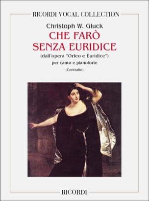 Che Faro Senza Euridice. Orfeo e Euridice laflutedepan