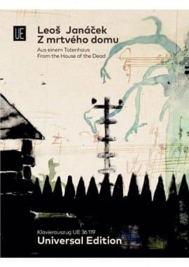 Z Mrtveho Domu JANACEK Partition Opéras - laflutedepan