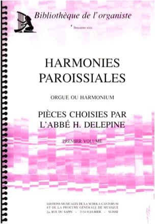 - Parish Harmonies Volume 1 - Sheet Music - di-arezzo.com