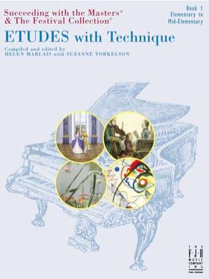 - Etudes With Technique - Book 1 Elementary - Sheet Music - di-arezzo.com