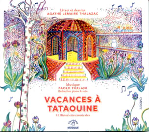 Paolo Furlani - Holidays in Tataouine With CD - Sheet Music - di-arezzo.com