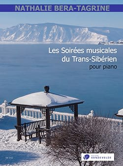 Nathalie Bera-Tagrine - Musical evenings of the Trans-Siberian - Partition - di-arezzo.com
