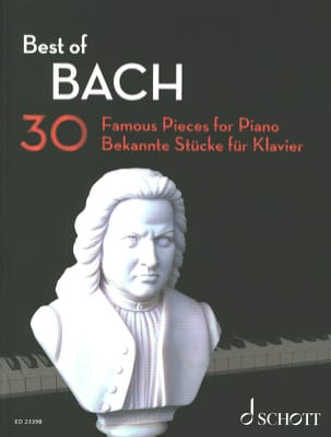 BACH - Best of BACH - Partition - di-arezzo.co.uk