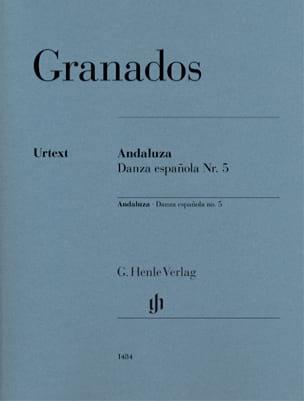 Enrique Granados - Partition - di-arezzo.co.uk