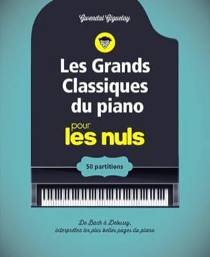 Les Grands Classiques du Piano pour les Nuls Livre laflutedepan