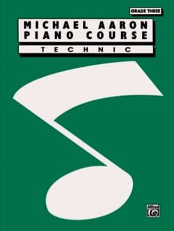 AARON - Piano Course - Technic - Volume 3 - Sheet Music - di-arezzo.com