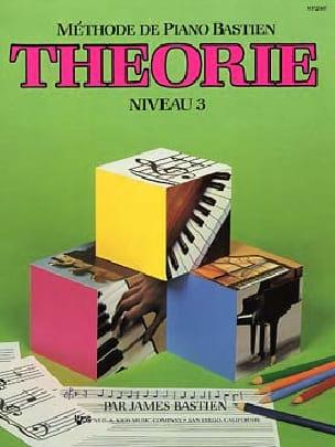Méthode de Piano Bastien - Théorie Niveau 3 BASTIEN laflutedepan