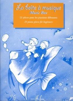 - La Boîte A Musique - Partition - di-arezzo.fr