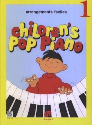 Children's Pop Piano Volume 1 Hans-Günter Heumann laflutedepan