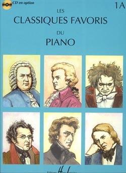 Classiques Favoris 1A - Partition - Piano - laflutedepan.com