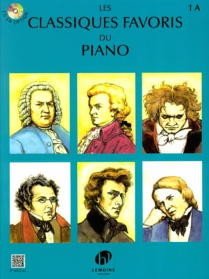 Klassische Favoriten Volume 1A - Noten - di-arezzo.de
