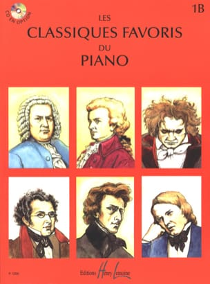 - Classics Favorites Volume 1B - Sheet Music - di-arezzo.com