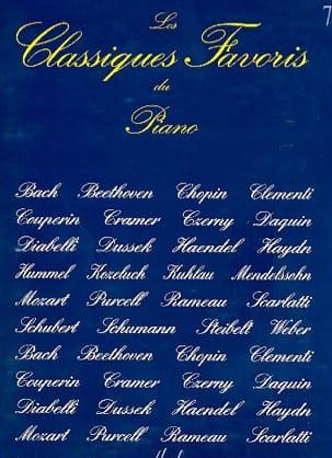Classiques Favoris Volume 7 - Partition - di-arezzo.fr