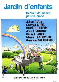 - Children Garden - Sheet Music - di-arezzo.co.uk