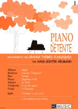 - Relaxation Piano Volume 1 - Sheet Music - di-arezzo.com