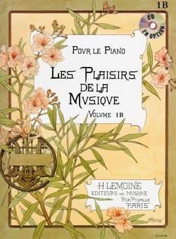 - Les Plaisirs de la Musique - Volume 1B - Partition - di-arezzo.fr