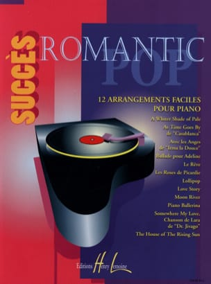 - Succès Romantic Pop - Partition - di-arezzo.fr
