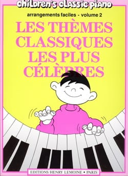 - Most Famous Classical Themes N ° 2 - Sheet Music - di-arezzo.co.uk