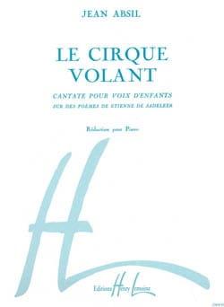 Jean Absil - Le Cirque Volant Opus 82 - Partition - di-arezzo.fr