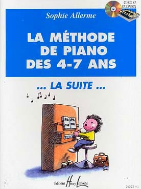 Sophie Allerme - Piano Method 4-7 Years. The following - Sheet Music - di-arezzo.com