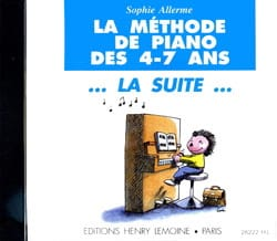 Allerme - The 4-7 Years Piano Method ... The CD Suite - Sheet Music - di-arezzo.com