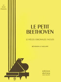 Petit Beethoven Le BEETHOVEN Partition Piano - laflutedepan