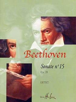 Sonate N°15 Pastorale Opus 28 - laflutedepan.com