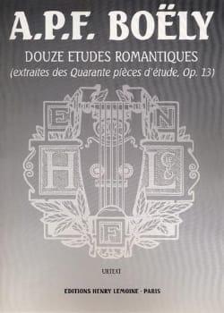 10 Etudes Romantiques Opus 6 laflutedepan
