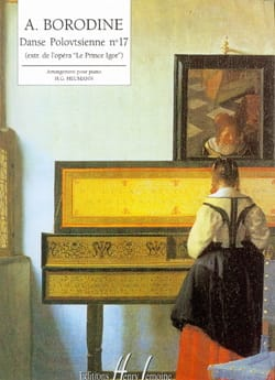 Alexandre Borodine - Polovtsian dance n ° 17 - Partition - di-arezzo.com