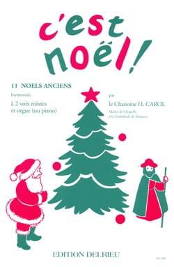 H. Carol - C'est Noël ! - Partition - di-arezzo.fr