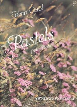 Henri Carol - Pastels Volume 2 - Sheet Music - di-arezzo.com