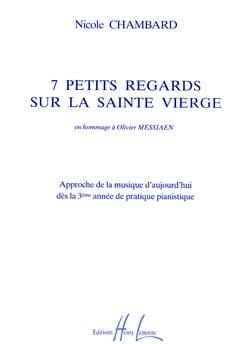7 Petits Regards sur la Sainte Vierge - laflutedepan.com