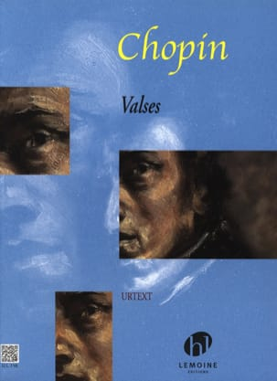 Valses. CHOPIN Partition Piano - laflutedepan