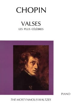 CHOPIN - Waltzes The Most Famous - Sheet Music - di-arezzo.com