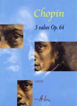 CHOPIN - 3 Valses Opus 64. - Sheet Music - di-arezzo.com