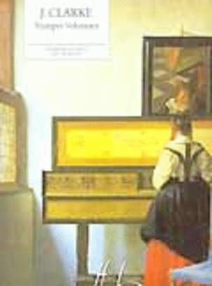 Trumpet Voluntary - Clarke - Partition - Piano - laflutedepan.com