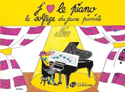 CLEO - I like the Piano - Sheet Music - di-arezzo.com