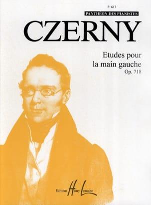 CZERNY - 研究左手オペラ718 - 楽譜 - di-arezzo.jp